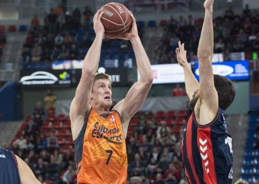 Valencia Basket – Laboral Kutxa Vitoria (Euroleague basketball)
